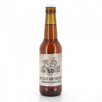 IPA Yeast and the Beast La Minotte 10% 33cl