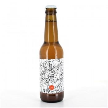 Bière Pale Ale Blonde La Minotte 5% 33cl