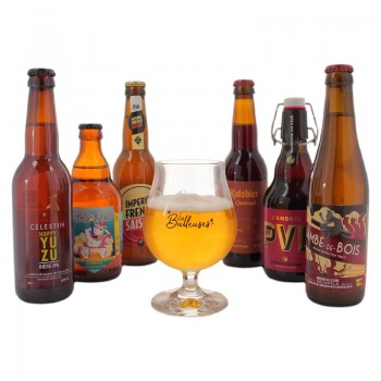 Pack 11 Bières du Nord - 6...