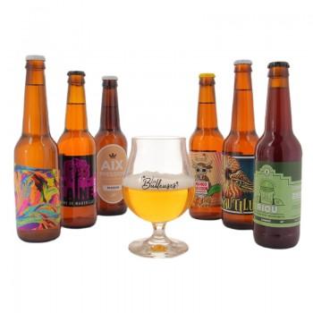 Pack 11 Bières du Sud - 6...