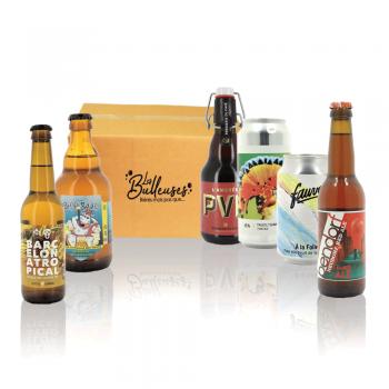 Box Bière 3 Mois -...