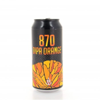 Bière blonde DIPA Orange - La Rade