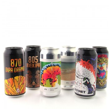 IPA All Stars - 6 Cans 44cl