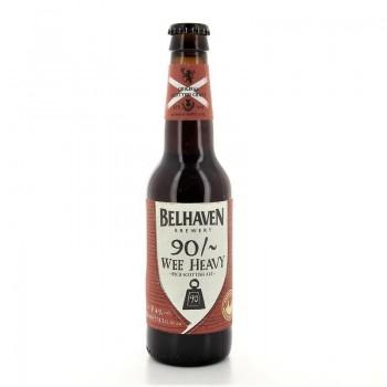 Bière 90/wee heavy Belhaven 33cl