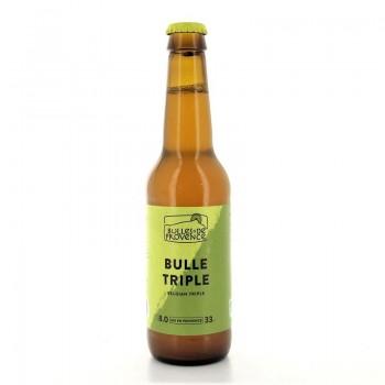 Bière Bulle Triple Bulles de Provence 9% 33cl
