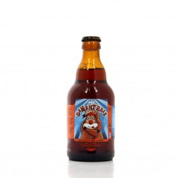 Bière ambrée médaillée - La Dément'brée - Brasserie de Sutter
