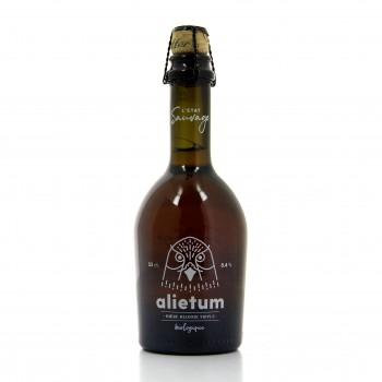 Bière triple artisanale française Alietum, De Sutter