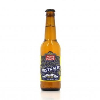 Bière bio artisanale Mistrale, pale ale française provençale