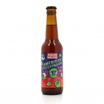 Bière Double American West Coast DDH IPA, artisanale, bio, française