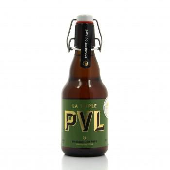 Bière Triple médaillée, brasserie PVL