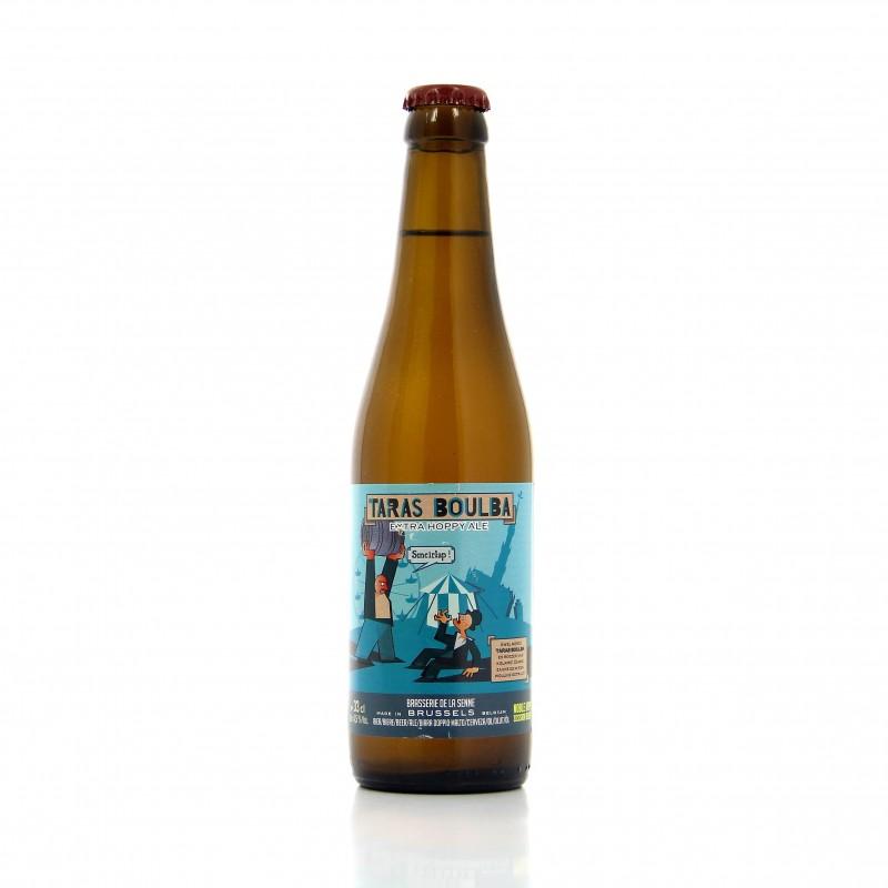 Bière belge blonde Taras Boulba - De La Senne