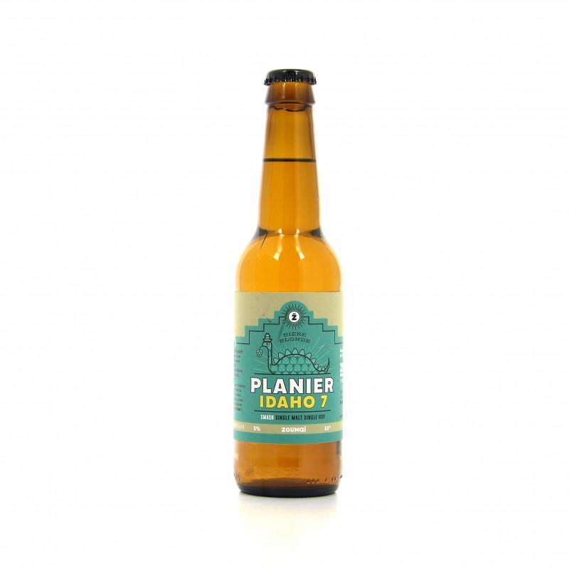 Bière blonde bio marseillaise - Zoumaï