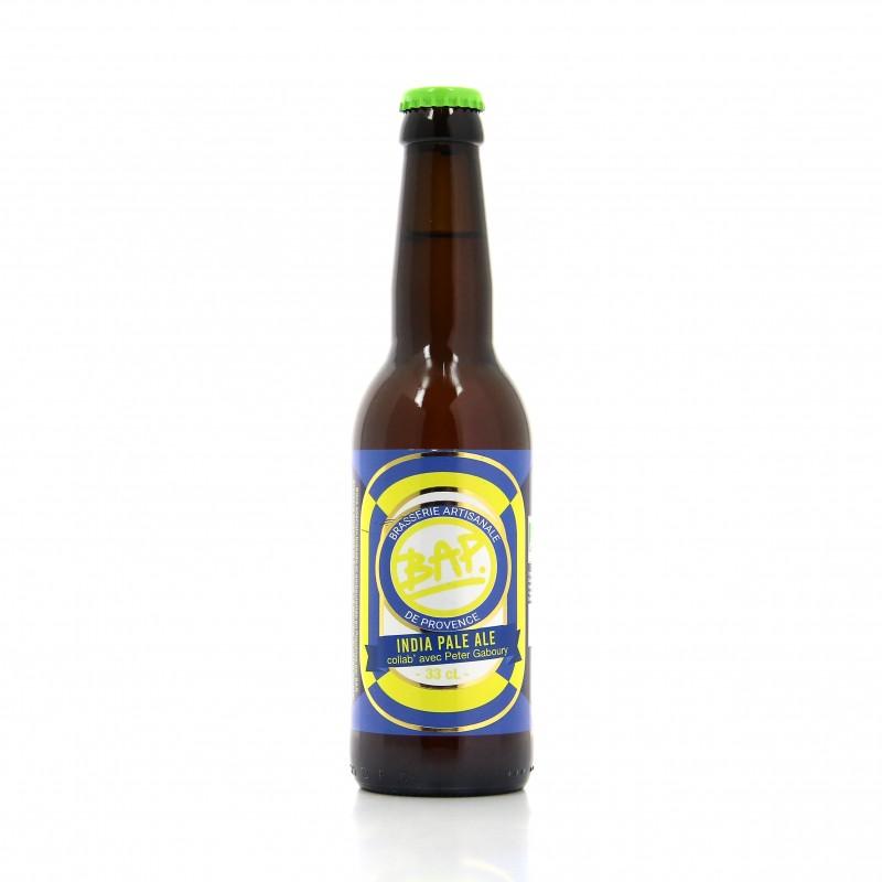 Bière bio IPA - Brasserie Artisanale de Provence