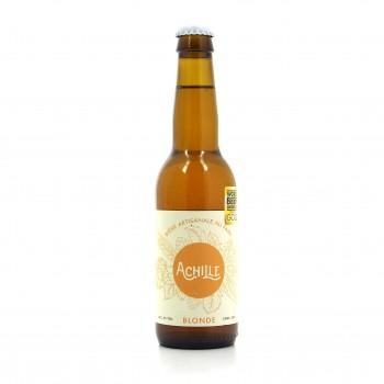 Bière artisanale blonde Achille