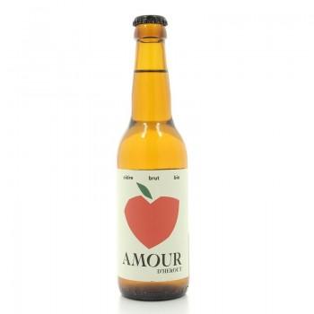 Cidre Brut Amour Maison Herout 33cl