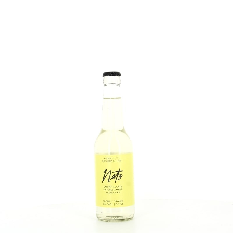 Hard Seltzer Natz - Infusion Citron