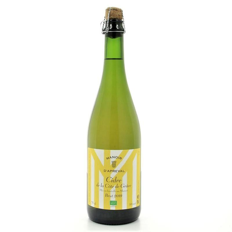 Cidre Brut Petit-Georges 4% 75cl