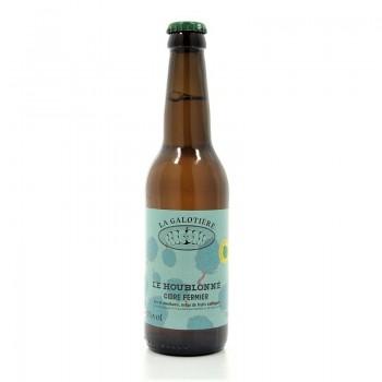 Cidre houblonné La Galotière 5% 33cl