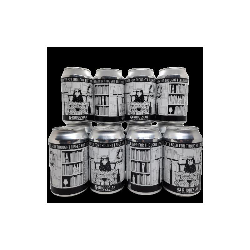 Pack 12 Rhodesian - Frontaal Brewery