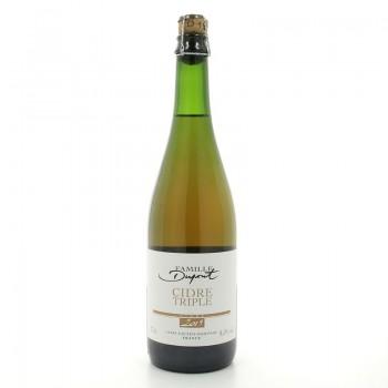 Cidre Triple Domaine Dupont 75cl