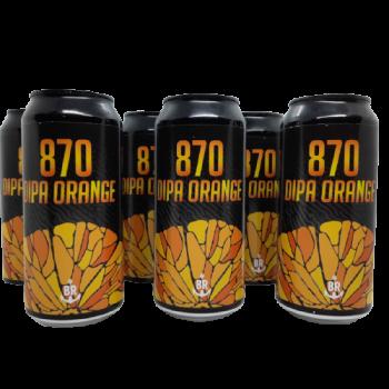 Pack 12 DIPA Orange - La Rade