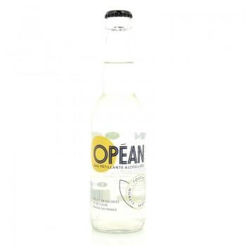 Hard Seltzer Opéan Citron jaune et Gingembre 5% 33cl
