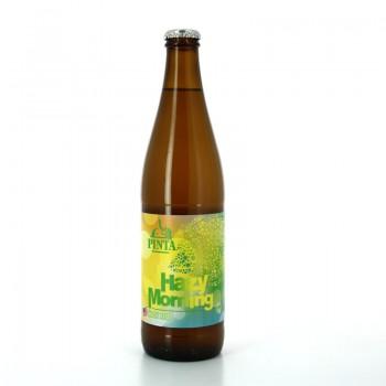 Bière Blonde Hazy Pale Ale - Brasserie polonaise PINTA