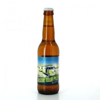 Bière Blonde Pilsner Aussie Tour Pils - Brasserie du Grand Paris