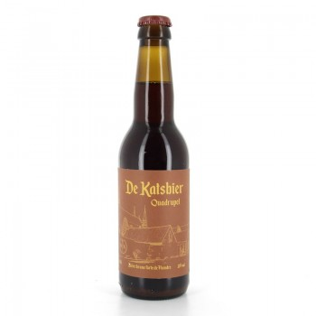 De Katsbier DK Quadruple 10% 75cl