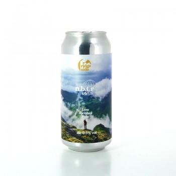 Bière Blonde Sans Alcool NBTR Version 6 aux arômes fruités - Brasserie Artisanale Ridgeside