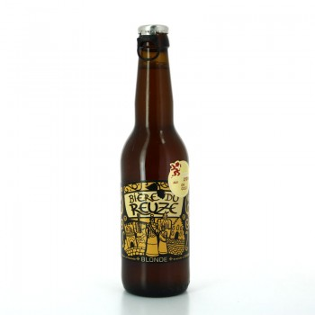 Bière du Reuze Blonde - Brasserie du Mont Cassel