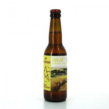 Bière Blonde Saison houblonnée brassée artisanalement Chloé - Brasserie De Katsbier
