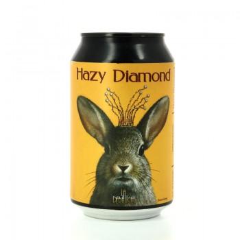 Bière Sour Hazy Diamond - Brasserie artisanale La Débauche