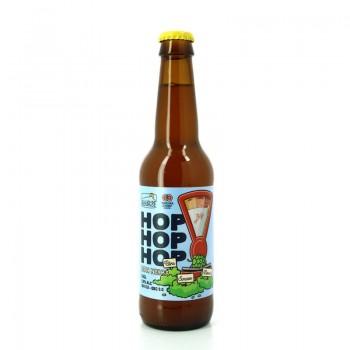 Bière Blonde & Bio Hop Hop Hop - Brasserie artisanale Bulles de Provence