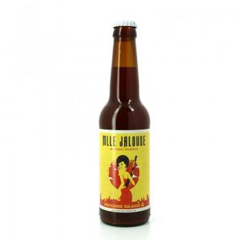 Bière BIO de style Milkshake IPA à la framboise - Brasserie Artisanale de Sulauze