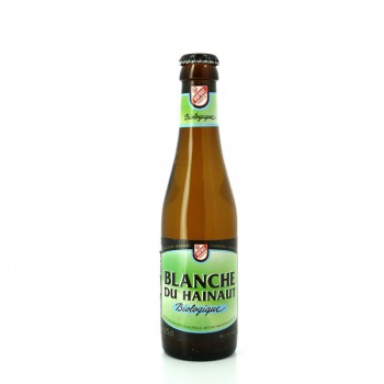 Bière Blanche du Hainaut Biologique - Brasserie Artisanale Dupont