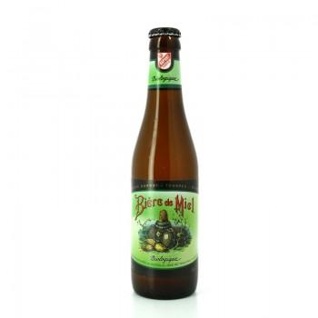 Bière de Miel Biologique - Brasserie Artisanale Dupont