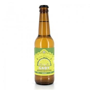 Bière blanche Gaby Zoumaï 33cl