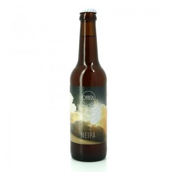Bière Blonde Artisanale NEIPA - Brasserie Artisanale Orbital