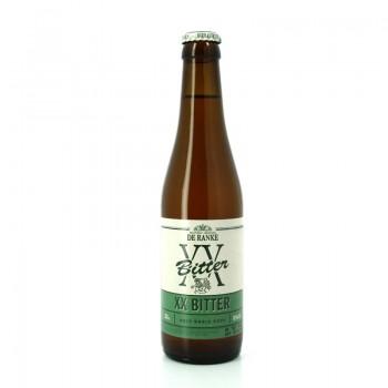 Bière Blonde IPA XX Bitter - Brasserie Artisanale De Ranke