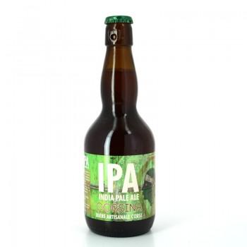 Bière IPA Corsina 50cl - Brasserie Artisanale Corsina