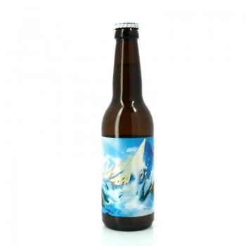 Bière de Blé désaltérante Avalanche - Brasserie Artisanale Galibier