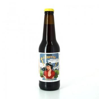 Bière Puissante A Saetta - Brasserie Artisanale Corsina