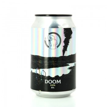 Bière DIPA Doom bien houblonnée - Brasserie Artisanale La Superbe