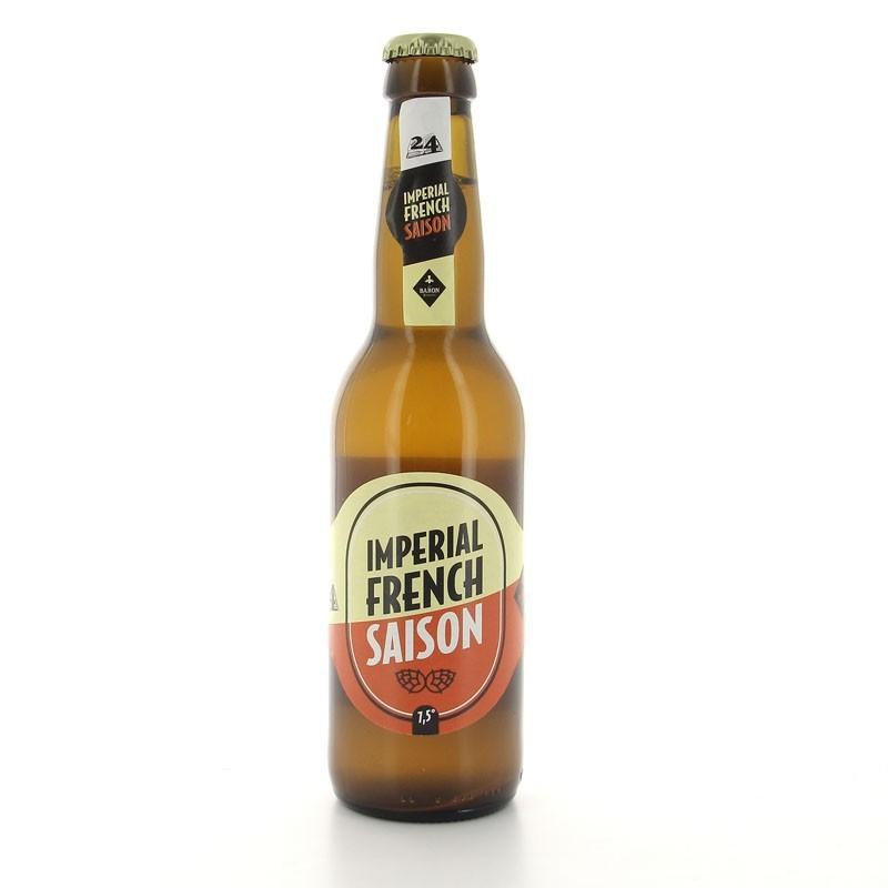 Bière blonde Imperial Saison Saint Germaint 33cl