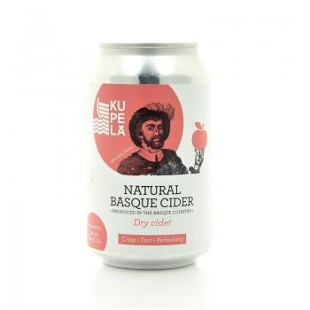 Kupela Dry Cider 6% 33cl