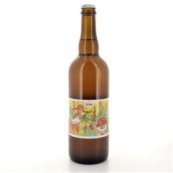 Bière de blé LSD Gose oranges sanguines brasserie La Pleine Lune 33cl