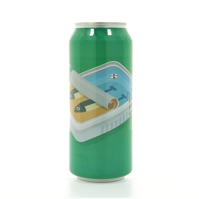 Cidre Nature of things Collective Arts Brewing 47cl
