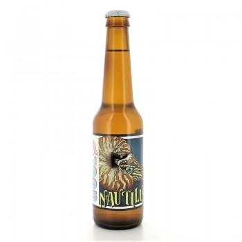 Bière Gose Nautilus Zoobrew 4% 33cl