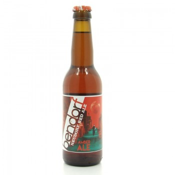 Bière artisanale alsacienne Neudorf Red Ale 6% 33cl